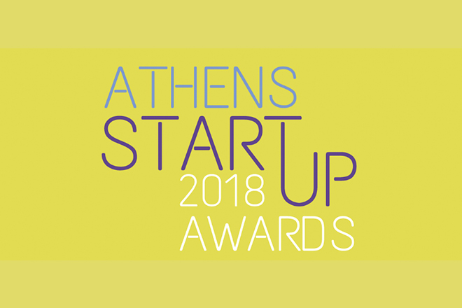 1st place in Athens Startup Awards 2018